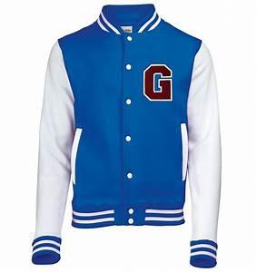 varsity jacket chenille letter gvarsity jacket With letters for varsity jackets