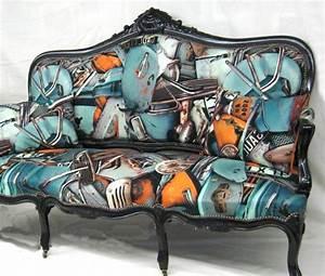 tissu ameublement canap mtre jacquard chenille tissu With tapis ethnique avec canapé d angle en tissu convertible romane