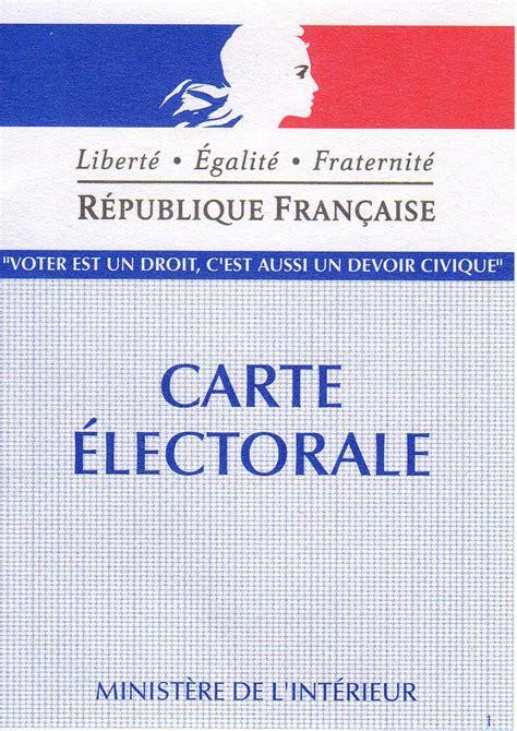 les bureaux de poste nouvelle carte électorale ville de villecresnes