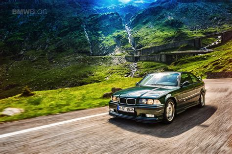 Photoshoot With The Bmw E36 M3 Gt