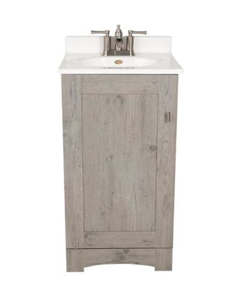 18 Bathroom Vanity Base by Collection 18 Quot X 16 Quot Vanity Base At Menards 174