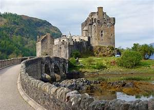Is Eilean Donan Castle a fake? - A Bit About Britain
