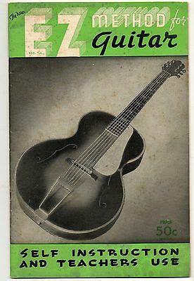 Guitar Guitar Method 16