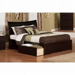 Atlantic, Furniture, Soho, King, Platform, Bed, U0026, Reviews