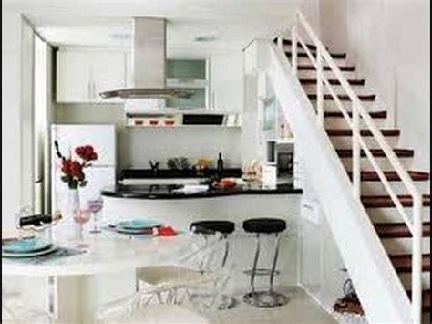 diseno de cocinas bajo escaleras youtube