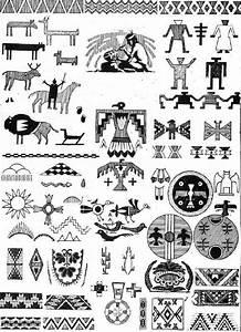 Inka Symbole Bedeutung : indianer cheyenne indianische piktogramme und symbole alle bersicht ornamente ~ Orissabook.com Haus und Dekorationen