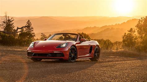 Porsche 718 4k Wallpapers by 2019 Porsche 718 Boxster Gts 4k Wallpaper Hd Car