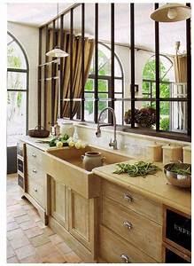 Küchen Und Esszimmerstühle : la verri re dans la cuisine 19 id es photos id e style maison ~ Watch28wear.com Haus und Dekorationen