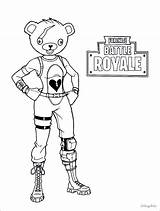 Fortnite Coloring Pages Battle Royale Printable Print Drift Raven Kolorowanki Brite Bomber King Ice Night Skins Colouring Characters Skin Bajoterra sketch template