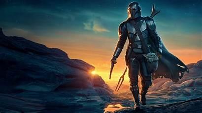 Mandalorian Wallpapers Season Tv 4k Series Movies