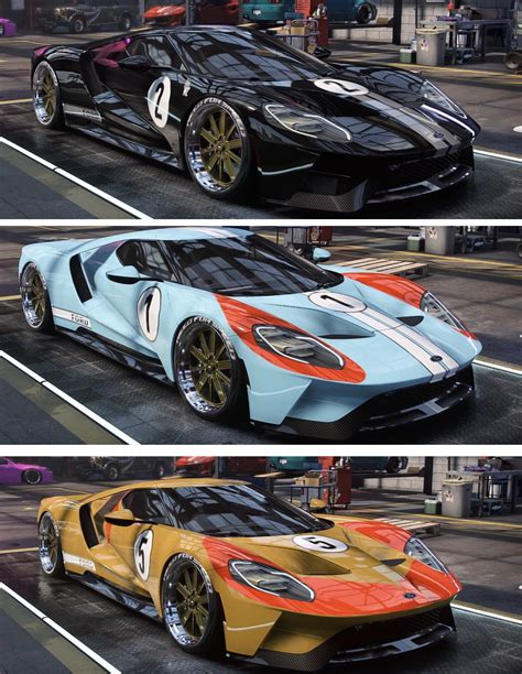 But when you leave the movie theater, you may just … Ford V Ferrari: The 3 GT40s that won Le Mans in 1966 : needforspeed