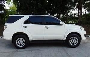 Sell White 2014 Toyota Fortuner Suv    Mpv In Manila