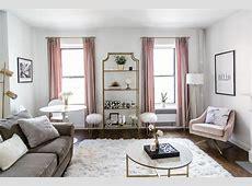 Living Room Tour Living Room Transformation NYC