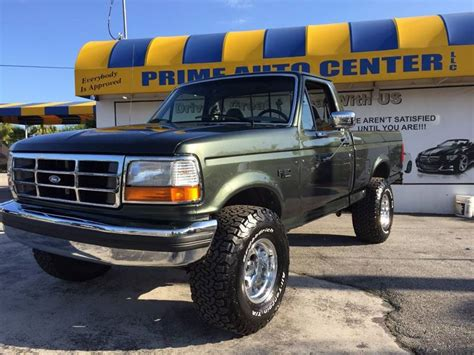 1996 Ford F 150 by 1996 Ford F 150 2dr Special Standard Cab Lb In Palm