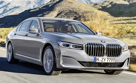 2020 Bmw Lineup by Bmw 7 Series Undergoes Nip Tuck For 2020