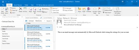 Office 365 Imap by Configuring Office 365 Using Imap On Outlook 2016 Vembu