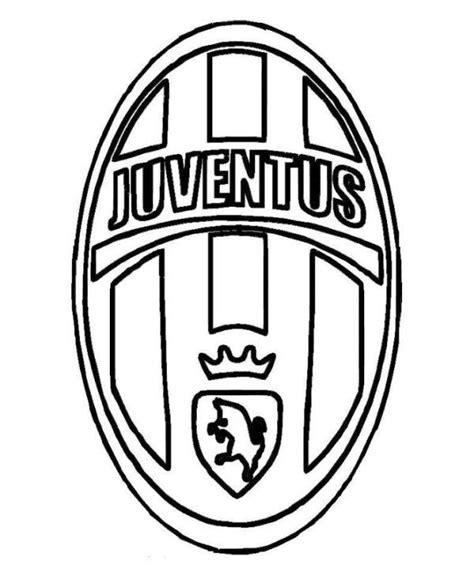 Juventus Logo Soccer Coloring Pages | Juventus, Coloring ...