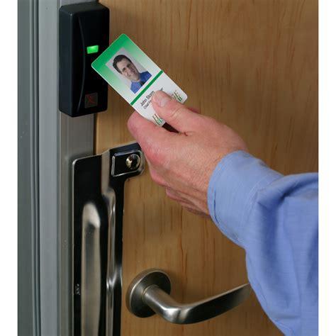 Door Badge Reader & Acces Control Pack For 8 Door By Badge
