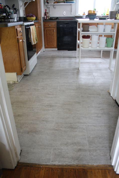 tips  installing  kitchen vinyl tile floor merrypad