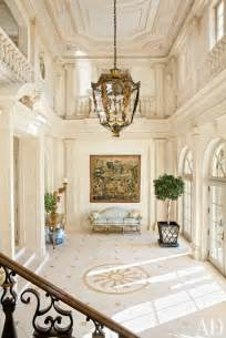 country homes interiors magazine home tour palm mediterranean mansion shines for