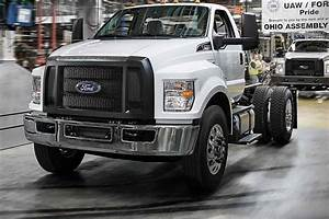 Ford F650 Lifted