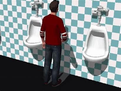 Urinals Splash Yellowed Future Dream Come True