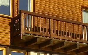 Balkongelander Holz Selber Bauen Balkongel Nder 19 Praktische Und