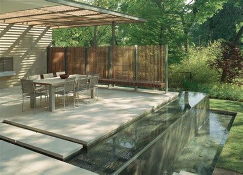 coole wassergarten ideen wunderliche naturhafte