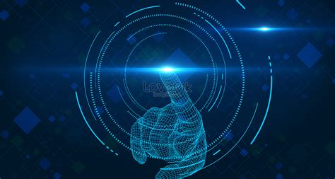 Abstract Wallpaper Artificial Intelligence by Science And Technology Background Of Artificial