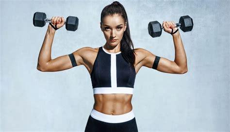 hanteltraining die  besten uebungen womens health