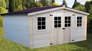 Abri Vélo Pas Cher : abri jardin bois bandol 4 16x4 14m 17m2 sans plancher ~ Premium-room.com Idées de Décoration