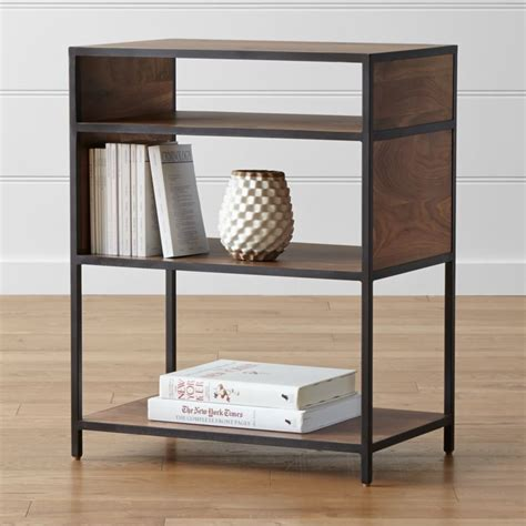 knox  open bookcase reviews crate  barrel