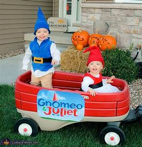 Gnomeo and Juliet Costume | Patent leather, Homemade and ...