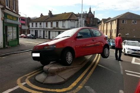 Park Fails by A Collection Of The 10 Worst Parking Fails