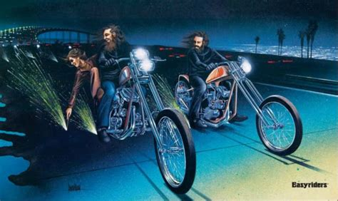 1977 David Mann Illustration