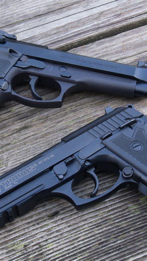 wallpaper taurus pt gun military