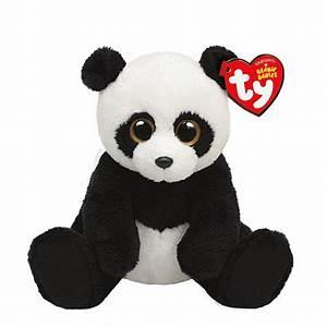 Grosse Peluche Panda : petite peluche ty beanie boos ming le panda tous cadeaux et nouveaut s marques gammes de ~ Teatrodelosmanantiales.com Idées de Décoration