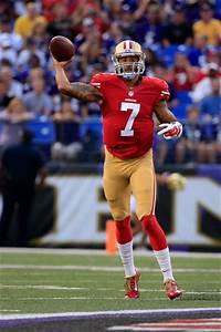 Colin Kaepernick Photos Photos - San Francisco 49ers v ...
