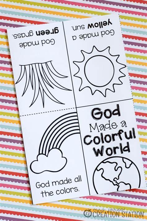 free printable book for teaching colors crafts 238 | 7ecbbb70e2625e61c7a7dc77ea83303e