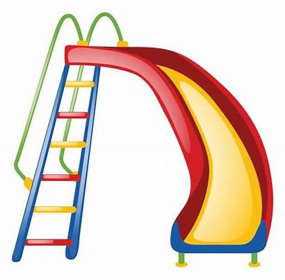 Slide Clip Playground Background Clipart Sliding Board