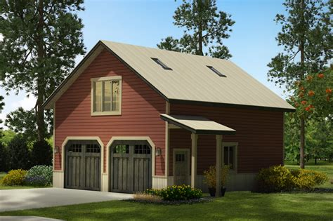 Country House Plans  Garage Wrec Room 20147