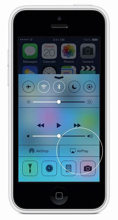 Airplay Iphone Apple Tv Appear Ios Mirroring