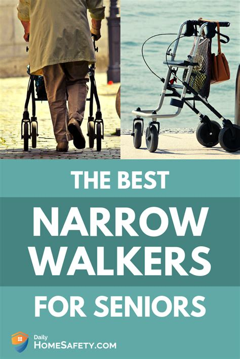 narrow walkers walker seniors ultra through safety doorways spaces space safe collected ve living maneuver