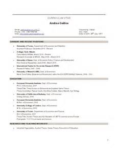 sle resume for lecturer position sle resume for