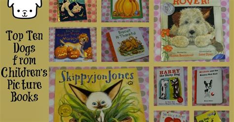 Books Babies And Bows Our Top Ten Favorite  Ee  Dogs Ee   From