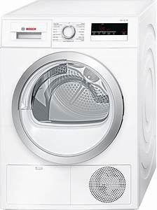 Condenser Dryer Bosch Wtn85200gb