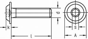 Linsenkopfschrauben Mit Innensechskant : linsenkopfschrauben mit innensechskant und bund iso 7380 2 m8 verz ~ Orissabook.com Haus und Dekorationen