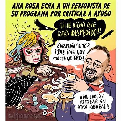 Ayuso Criticar Maestre Echa Ana Antonio Rosa