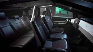 Elon Musk unveils an electric 'Cybertruck' that outruns Porsches and shrugs off bullets ...