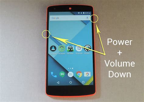 screenshot with android android basics how to take a screenshot on any phone or